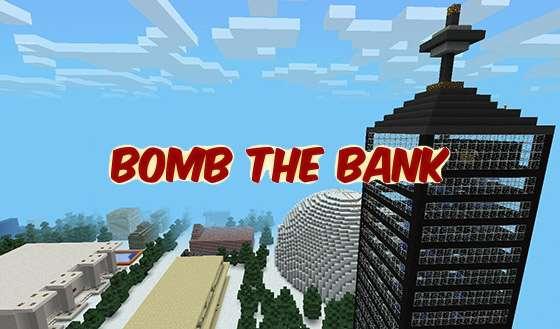 Карта «Разбомби банк»!