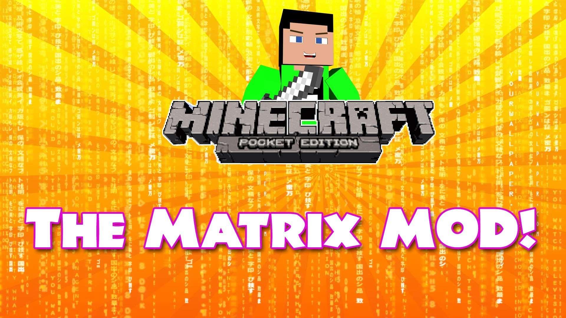 Мод «The Matrix» — контролируем время!