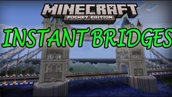 Мод «Быстрая постройка мостов»