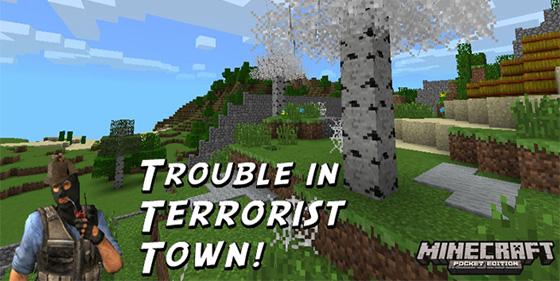 Карта «Террористы в городе»