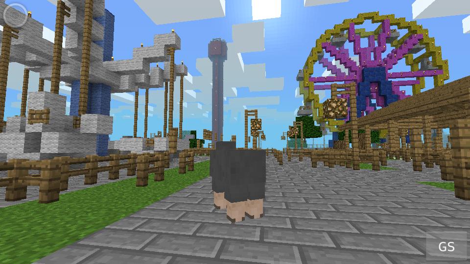 симулятор козла город скачать