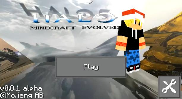 Halocraft Minecraft -1