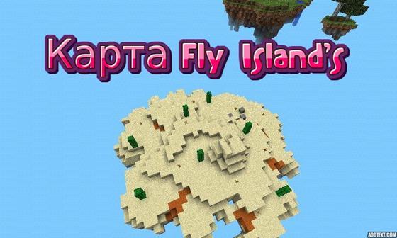 Карта Fly Island's [0.9.4]