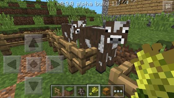 Как в Minecraft PE заниматься сельским хозяйством