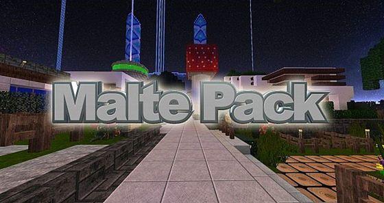 Текстурпак Malte Pack [0.9.5]