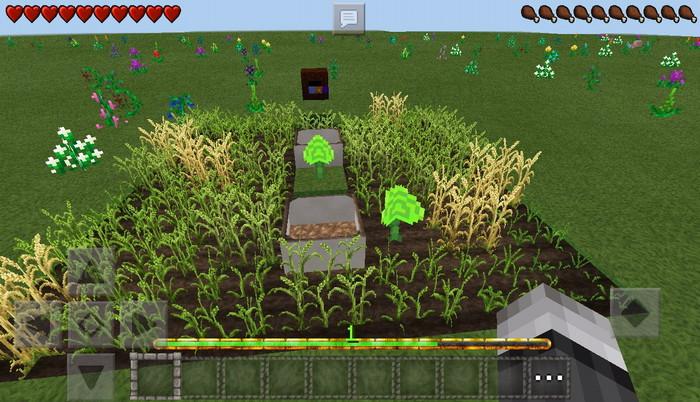 Как сделать enchanted soil ботания