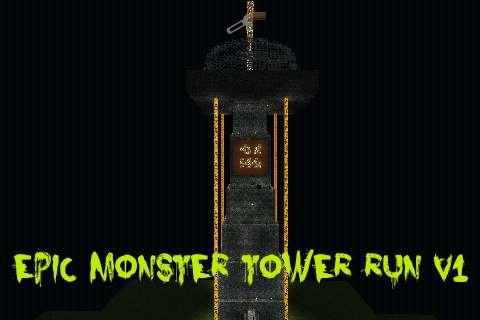 Встречай Хэллоуин с картой Epic Monster Tower Run [0.10.0]