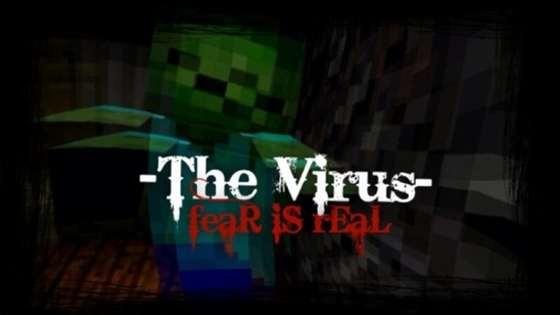 Карта The Virus — ужастики! [0.10.0]
