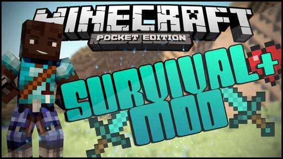 Мод Survival Plus — поможет в выживании! [0.10.0]