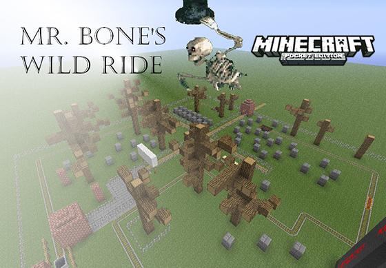 Карта Mr Bones' Wild Ride — дикая поездка! [0.10.0]