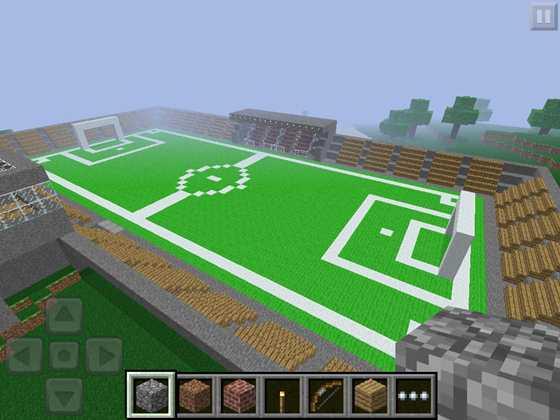futbol-v-minecraft-pe-logo