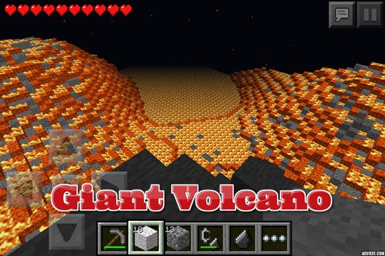 Постройка «Гигантский вулкан» [0.10.0]