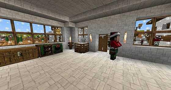 Christmas Texture-1