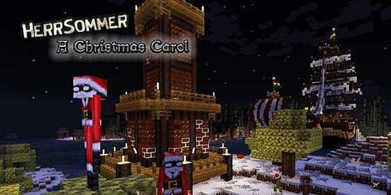 Текстурпак Christmas Pack — С новым годом! [64×64]