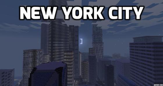 Карта «Город Нью-Йорк 3005» [0.10.4]