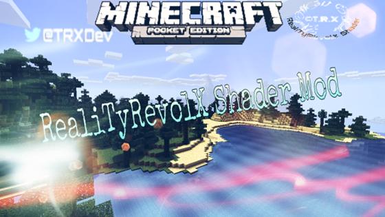 RealiTyRevolX-Shader-V1.11