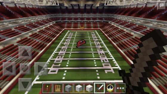 Карта стадион university of phoenix