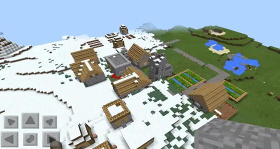 sid-Snow Village-2