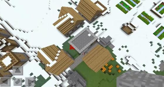 sid-Snow Village-3