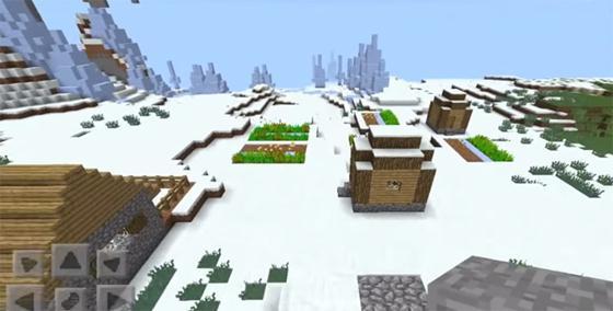 sid-Snow Village-4