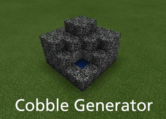 cobblegenerator
