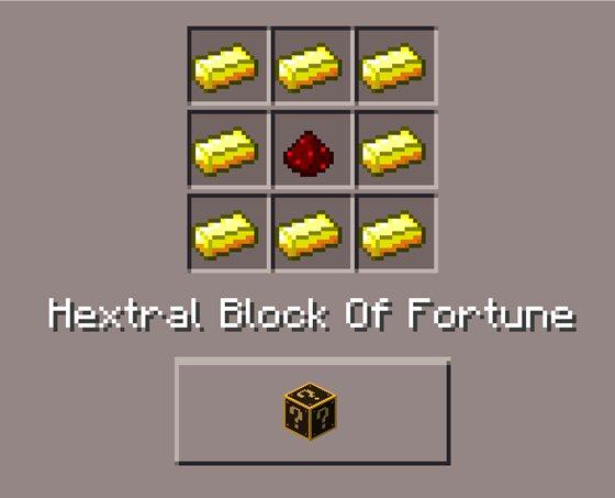 mod-Hextral Block-1