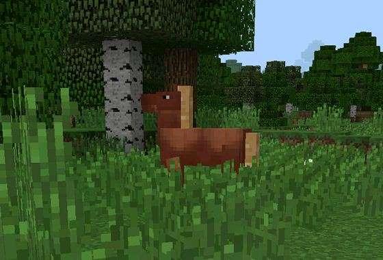 Horses-Mod-minecraft-1