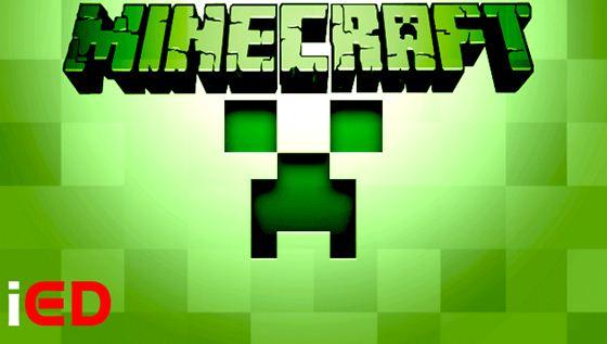 iED-Minecraft-logo