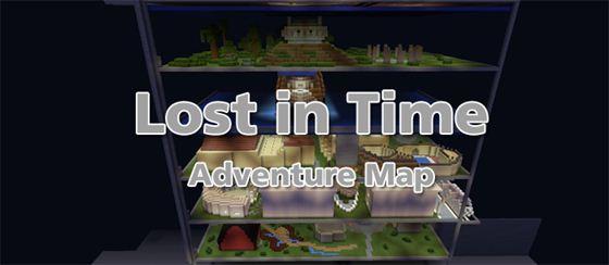 Карта Lost in Time — потерянный во времени!