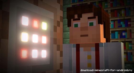 Minecraft: Story Mode будет доступна на iOS и Android