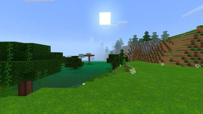 текстурпак Dragon Dance для Minecraft PE