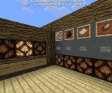 Мини-игра для MCPE «Камень, ножницы, бумага»