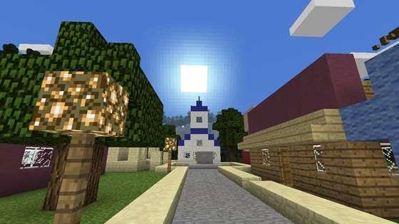 Гравити Фолз для Minecraft PE
