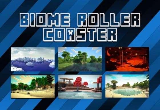 Biome Roller Coaster-logo