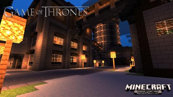 GOT-Winterfell-MCPE-4
