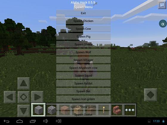 чит для minecraft pe 0.14.0