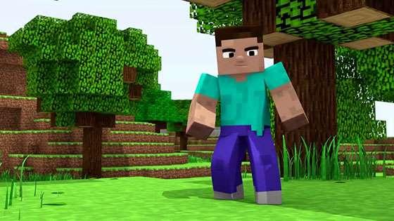 Главный герой Minecraft