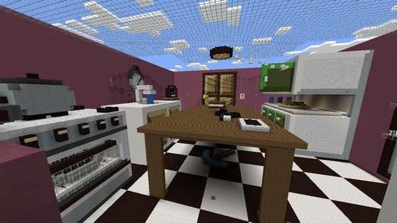 прятки в Minecraft PE