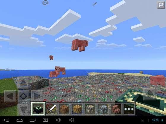 ящик пандоры в Minecraft
