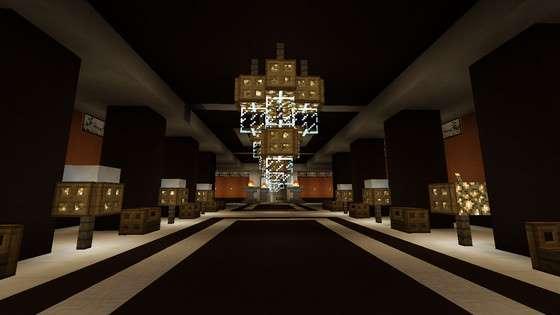 Карта Tomb Crafter 4: Illuminati