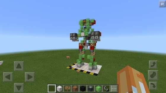 robot-v-minecraftpe-1