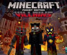 Скинпак Villains для Minecraft PE 0.15.4