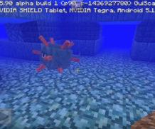 Сид на подводную крепость для Minecraft PE 0.16.0!