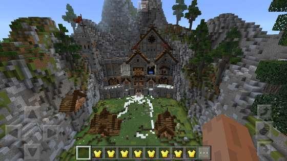 аддон castle siege