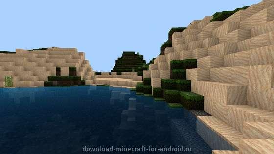 ресурспаки для minecraft pe 0.16.0
