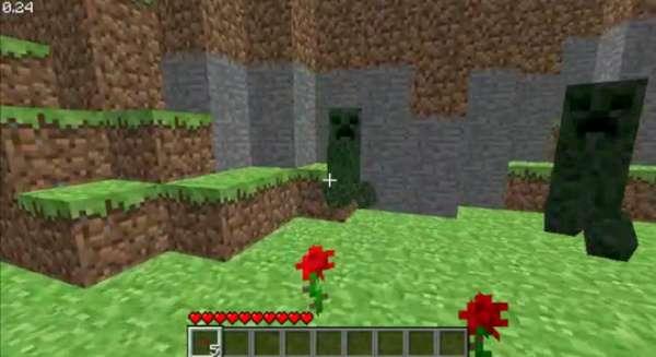 криперы в minecraft