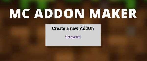addon maker