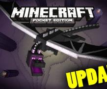 Финальная версия MCPE The Ender Update!