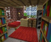 10 простых идей для постройки дома в Minecraft PE