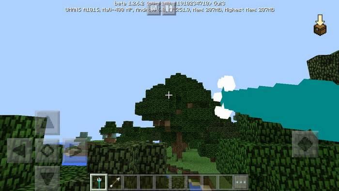 aquatic update minecraft